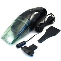 12V High-Power Wet and Dry Portable Handheld Car Vacuum Cleaner,Cable Length 4.5 m,  car air clear, color box packing