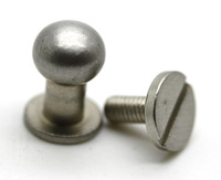 Wholesale 7mm X 11mm Brushed Nickle Nipple Dome Screw Stud Rivet Handbag Belt Shoe Metal Hardware Accessory GS12-SD0712P