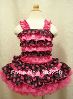 Wholesale new style girls beautiful tutu dress baby fashion dress free shipping 5pcs/lot