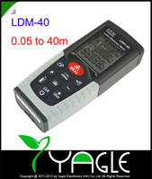 Brand CEM LDM-40 Digital Laser Distance Meter Volume Test 40m rangefinders 0.05-40m(0.15ft -131ft )