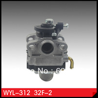 FAST WAY EMS FREE SHIPPNG WYL-312 WALBRO CARBURETOR ASSEMBLY FITS BRUSH CUTTER,HEDGE TRIMMER,1E32F,25-31CC,BRUSH CUTTER CARB