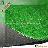 Green lawn mat carpet
