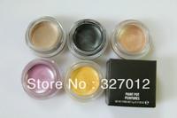 5pcs/lot New Makeup PAINT POT PEINTURES eyeshadow !!!Free shipping!!
