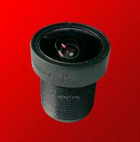 Free shipping 2.8MM 3.0 megapixel cctv Board lens wide angle fixed 1/2.7'' 3MP cctv MTV lens for mega pixels security camera