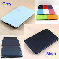 Smart Cover Stand Magnetic Slim Leather Case Skin For Google Nexus 7 Tablet PC