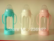 popular plastic feeding bottle
