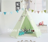 Grass green  6' Great Plains Teepee