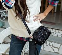2013 Korean Fashion PU Leather Envelope Bag Floral Cross Body Messenger Bags Women Lady Shoulder Bag Wholesale Handbag For sale