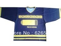 custom ice hockey jersey, can be custom made as your design, no moq