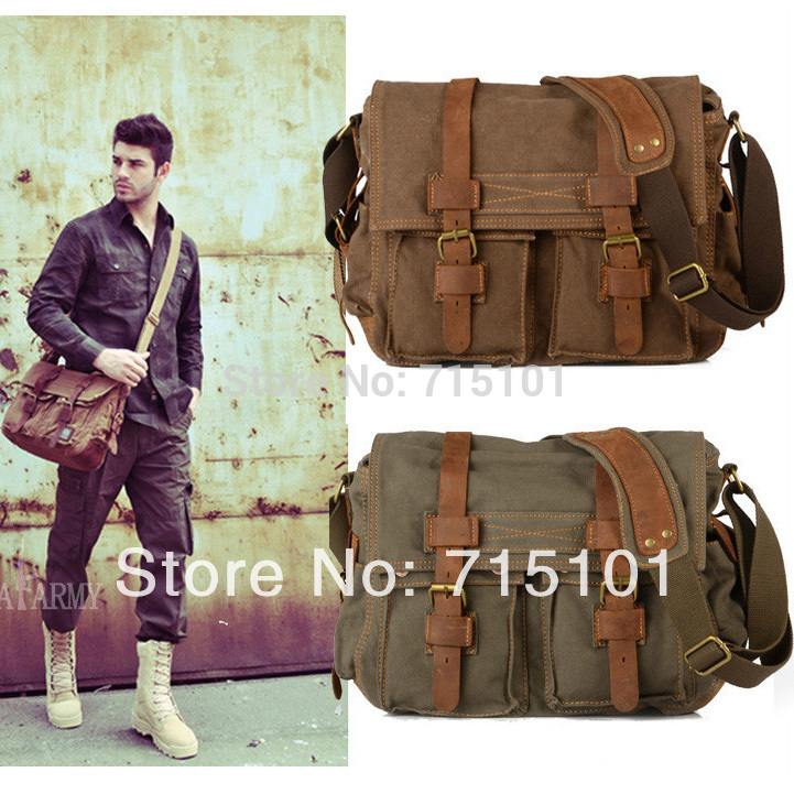 Man Shoulder Bag Ebay 25