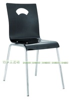 Wholesale - Acrylic Dining Bar chair office chair staff chair computer chair 24 color / CW173