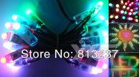 LPD6803 full color led pixel module Waterproof IP68 DC5V input;50pcs a string