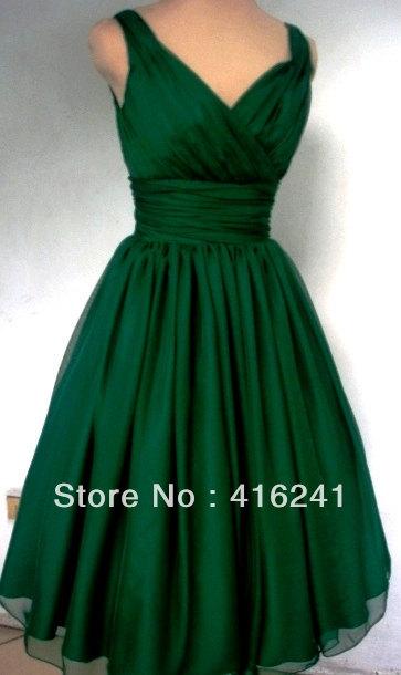 Платья бутылочного цвета