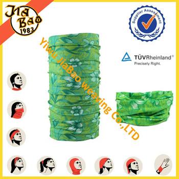 2013 multi scarf seamless tube bandana multifunctional printed seamless tube bandana multi scarf headwear headband