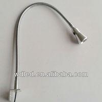 LED gooseneck lamp with modern design,gooseneck led lamp,flexible hose led lamps 12v/24v