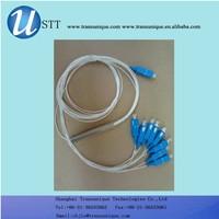 Free shipment 1x8 Fiber Optic PLC Splitter
