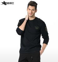 New arrival Man's military NAVY SEALS dark&green long sleeve T-shirt  fashion Army TEE long-sleeve apparel
