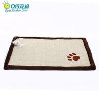 - cat scratch board sisal cat blanket pet toy cat toy