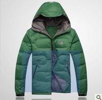 2013 autumn and winter fashion men's brand sport 90% down jacket,casual outdoor down coat,Men high quality down sport jacket