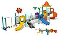 large size kids outdoor  playground  equipmet