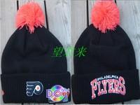 Nhl eagle hiphop dribbling knitted hat knitted hat winter hat hip-hop team cap bboy