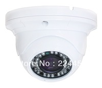 Korean Case 960P 1.3Mega Pixel Infrared Vandal-proof Dome IP camera