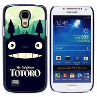 For Galaxy S4 Mini Case, My Neighbor Totoro Case Cover for Samsung Galaxy S4 Mini i9190 (S4MINI-1204)