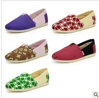 Canvas Shoes  Cotton-made Breathable Casual Shoes,  Lazy All-match Flat,Women Designer Sneakers,Plus Shoes