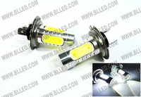 FreeShipping New H7 11W High Power 11W LED 12v-24v Cree White HeadLight LED H1/H3/H4/H7/H8/H9/10/H11/H16 11W 2pcs/lot