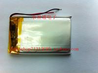 3.7v polymer lithium battery 043450 403450 750mah mp3 mp4 mp5