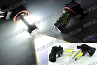 FreeShipping New H10 11W High Power 11W LED 12v-24v Cree White HeadLight LED H1/H3/H4/H7/H8/H9/10/H11/H16 11W 2pcs/lot