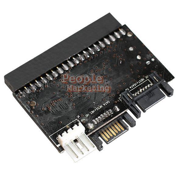 2 in 1 IDE to SATA SATA to IDE Converter Adapter ATA 100 133 P4PM(China (Mainland))