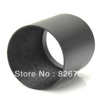 40mm Aluminum Alloy Sunshade Lens Hood Lens Cover for Gunsight - Black