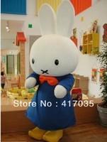 1Pcs Free Shipping to Mi Philippine Rabbit cartoon dolls clothing doll clothing walking