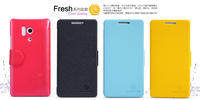 For Huawei Honor 3 Leather Case Cover Nillkin Brand With Retail Packaging Free Shipping