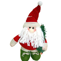 2013  santa claus  hot sale & wholesale Christmas Decorations   merry christmas