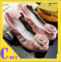 free shipping women casual shoes dance shoes women's genuine leather shoes black have size 41