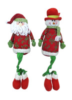 2013  santa claus & Christmas snowman hot sale & wholesale Christmas Decorations   merry christmas toys
