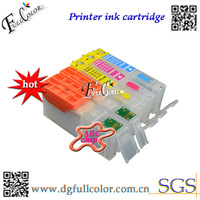 Free shipping For Canon PG150BK CLI151 BK C M Y GY ink cartridge us for PIXMA MG6310 MG5410 MG6310 IP7210 MX721 MX921 printer