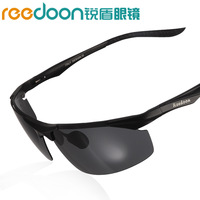 free shipping !brand Polarized sunglasses male sunglasses male sunglasses sports driving mirror aluminum magnesium sun glasses