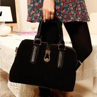 Hot 2013 new leather handbags, retro fashion handbags, shoulder bags, designer brand bags women genuine leather free shipping