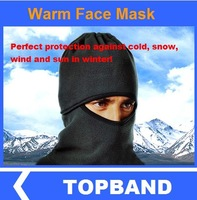 Winter Bicycle Bike Motorcycle Warm Neck Face Mask CS Hat Cap Sport Mask 20pcs/lot Free Shipping