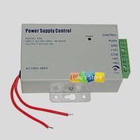 High quality K80 Power supply control 12V DC 3A AC Door Access Control System Access Control Systems  110~260V