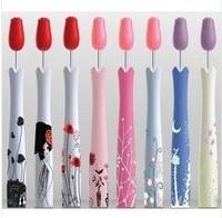 Free Shipping 500pcs/lot model art craft commercial presents business gifts Rose Vase Umbrella/Rose Bottle Umbrella mixed color
