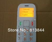 Free web-based Elder phone GPS tracker phone Quad band Russian 8 language  Russian keyboard GS503 Personal GPS tracking device