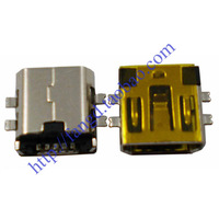 Usb03 mp4 accessories 5p usb jack short usb-mini5 p