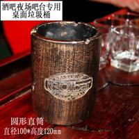 Fashion ashtray antique ashtray logo epoxy resin ashtray ktv