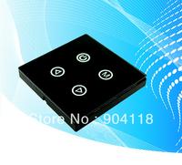LED Touch Panel Four Key Controller  for led light DC12-24V