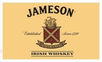 rb083 Jameson Irish Whiskey Banner Flag Sign Wholesale Dropshipping