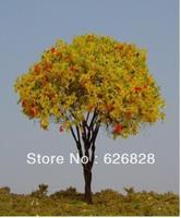 50pcs 5.5cm height Iron wire Flower tree 55I